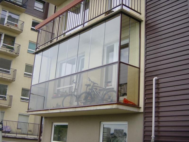 Как установить алюминиевый балкон? рекомендации в отношении .